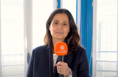 Eva Marciano, Architecte du Campus de L'École Bilingue Chardin